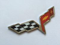 Chevrolet C6 Corvette Genuine car badges auto emblems