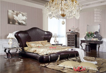 luxury bedroom set New design / bedroom sets furniture YC123