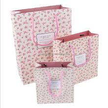 Luxury Custom Made Cheap Fashion Popular Paper Shopping Bag