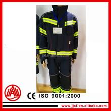 Menor precio de aramida EN469 aprobación fireman