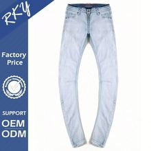 Brand New Personalized Design Eco-Friendly Us Top Jeans Girls Sexy Tight Jeans Pants