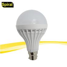 Hot selling for India market led bulb with plastic housing b22 base