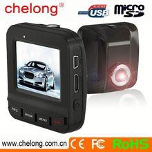 New Super mini size 1080P Ambarella A2S60+MI5100 Double Card slot motion detection 2012 auto part black box