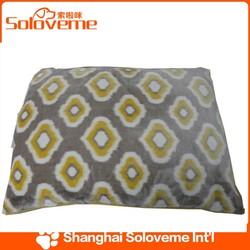 Hot sale Comfy Cushion Orthopedic Fleece Pet Bed
