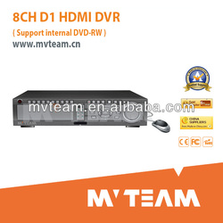 Top 1 Quality 8CH Network DVR Home And Office DVR D1 H.264