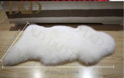 natural lamb skin /sheepskin rugs