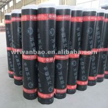 3mm SBS/APP modified bitumen waterproof membrane