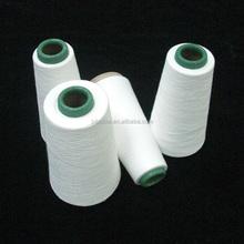 China manufacturer 100%polyester spun yarn