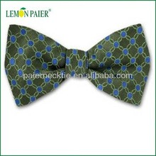 New 100% Polyester Fabric Bow Ties