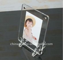 2012 hot selling acrylic photo frame