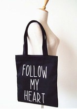 custom heavy duty canvas fabric personalized tote bags