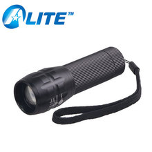 Aluminum Zoom Element 3 Watt LED Flashlight