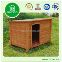 DXDH002 Dog Kennel Removable Dog Bed House