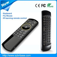 New Developed 2.4Ghz wireless Bluetooth Air keyboard and fly mouse for smart TV
