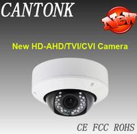 New cctv camera hd ahd IR turkey anti-vandal dome ip66 weatherproof