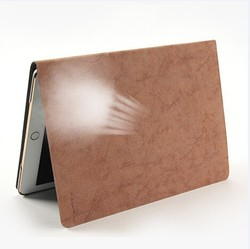 Retro style tablet cover for ipad air 2 leather case
