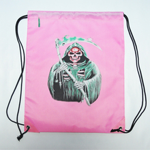 Alibaba China Trendy And Functional Wall Paper Bags, Drawstring Laundry Bag With Shoulder Straps 1