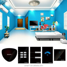 Smart-i home automation smart wireless remote controller WIFI+IR+RF via IOS & Android