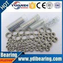 High performance branded miniature type mini ball bearing