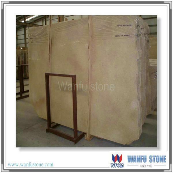 Marmer Keuken Plaat : Beige marmeren plaat, gepolijste marmeren vloeren plaat-marmer-product