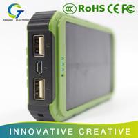 Eco-friendly reclaimed material mini portable 4000mah power bank