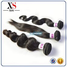 6A top quality malaysian afro kinky curl sew in hair weave dark blue hair extensions