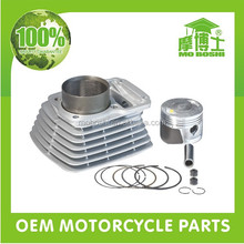 High performance 150cc dirt bike cylinder kit for kainuo KN150-8A 2013
