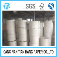 TIAN HANG high quality waterproof pe coated paper cup blank