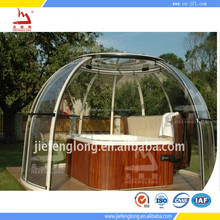 sun roof plastic house hurdle lexane
