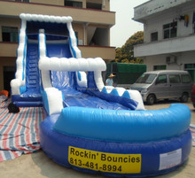 2015 hot inflatable water slide,giant inflatable water slide for adult,jumbo water slide inflatable
