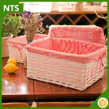 Cheap Wicker Wholesale Baskets Gift Use