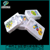 Hot selling clamshell blister packing tray for cosmetic supplier with high quality