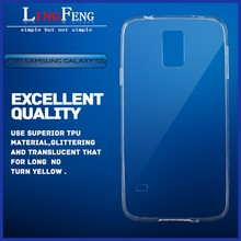 wholesale ultra thin tpu case for Samsung galaxy s5 from mobile phone accessories factory in china