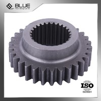 Customized high precision tractor gear, tractor spare parts, parts tractor