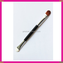 China makeup factory supply mini two sided eye brush for lady