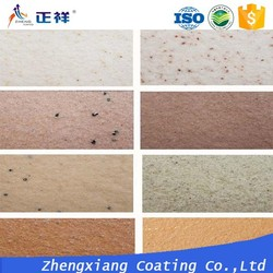 ZXPAINT water-based stone-textured effects wall decor coating