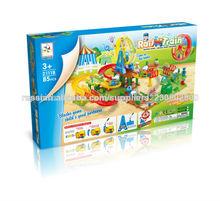 juguetes infantiles de gran demanda,Bloques ferroviarios eléctricos