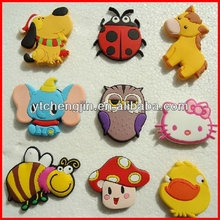 different shape and material country fridge magnets