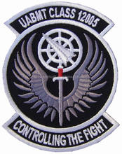 USAF PILOT/NAVIGATION TRAINING PATCH
