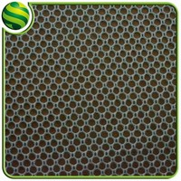 Heavy Duty Polyester Mesh Fabric for Bags shoes chair etc.