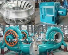 Francis turbine/ Francis water turbine generator unit/ small water turbine