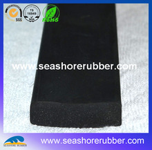 rubber compound for fire seals profile