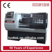 Alta calidad CK6136 hobby metal torno