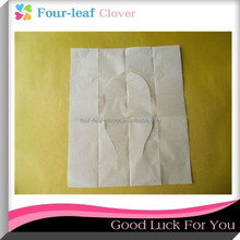 A Pack Of Disposable Toilet Mat / Hotel Traveling Waterproof Toilet Paper / Disposable Paper Toilet Seat Cover