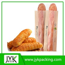 Food packaging paper,food packaging for bread,side gusset bread packaging
