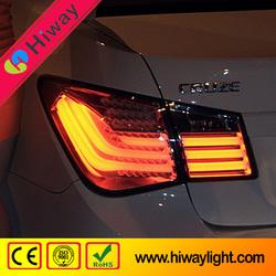 Best quality led tail light for chevrolet cruze