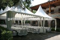 PVC Aluminum Pagoda tent,gazebo tent for banquet