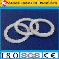 customized high quality PTFE teflon machining parts and components