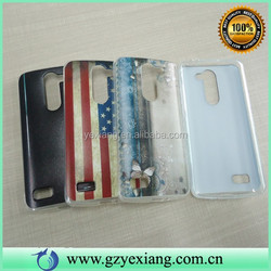 Soft TPU Design Back Cover Case For LG L Bello With Factory Price