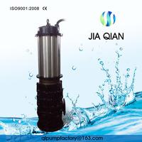 high pressure multistage underground water pump
